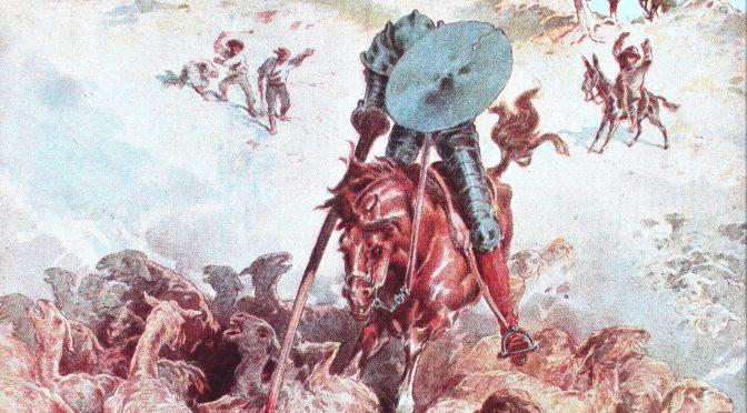 Nostalgia del Quijote